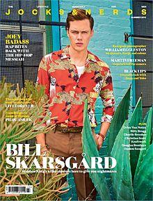 Bill Skarsgardの画像(プリ画像)
