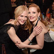 Nicole Kidman Jessica Chastainの画像(ジェシカ・チャステインに関連した画像)