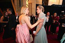 Oscars Saoirse Ronan Emily Bluntの画像(エミリー・ブラントに関連した画像)