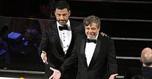 Oscars Jimmy Kimmel Mark Hamillの画像(jimmyに関連した画像)