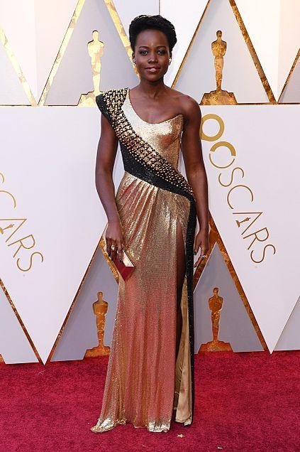 Oscars Lupita Nyong'oの画像(プリ画像)