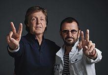 Paul Mccartney Ringo Starrの画像(ポール・マッカートニーに関連した画像)