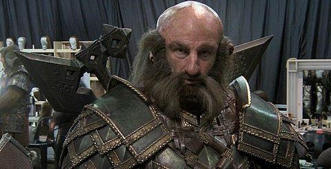 the Hobbit Dwalinの画像(プリ画像)