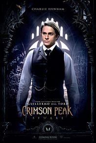 crimson peak Charlie Hunnamの画像(チャーリー・ハナムに関連した画像)