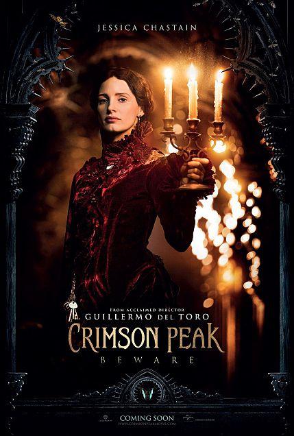 crimson peak Jessica Chastainの画像 プリ画像