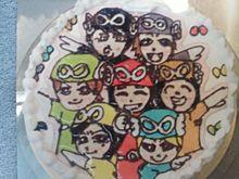 関ジャニ∞  エイトレンジャーの画像(バースデーケーキ 関ジャニ∞に関連した画像)