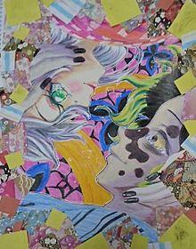 堕姫妓夫太郎の画像(折り紙に関連した画像)