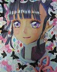 栗花落カナヲの画像(折り紙に関連した画像)