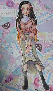 竈門禰豆子の画像(折り紙に関連した画像)