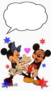 ミッキー&ミニー iPhone5 ロック画面の画像(ミッキーマウスに関連した画像)