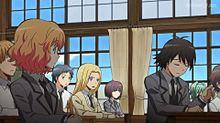 アニメ暗殺教室一話の画像(冬アニメに関連した画像)