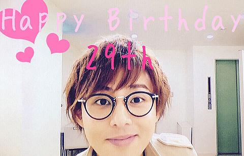 ガヤさんHappy Birthdayの画像(プリ画像)