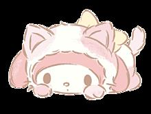 ♡マイメロ♡の画像(加工用に関連した画像)