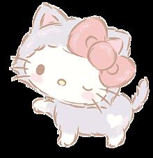 ♡ハローキティ♡の画像(加工用に関連した画像)