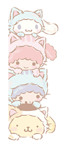 ♡サンリオ♡の画像(加工用に関連した画像)