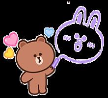 ♡コニー♡ブラウン♡の画像(加工用に関連した画像)