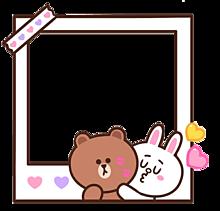 ♡ブラウン♡コニー♡の画像(ブラウン&コニーに関連した画像)