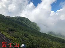 富士山行ったよ。 プリ画像