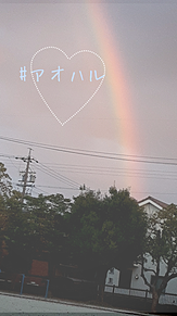 虹の画像(アオハルに関連した画像)