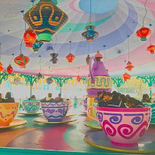 アリスのティーパーティーの画像(東京ディズニーランドに関連した画像)