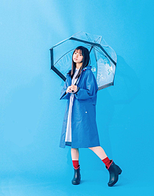 齋藤飛鳥withつーゆの画像(傘に関連した画像)
