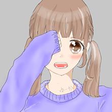 描きました😁🎵の画像(ぱっつん前髪に関連した画像)