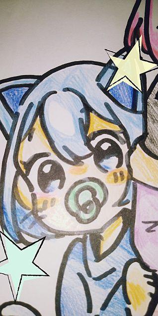 猫耳女の子の画像(プリ画像)