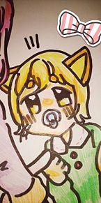 猫耳男の子 プリ画像