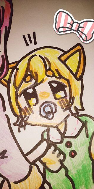 猫耳男の子の画像(プリ画像)
