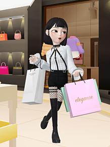 服と靴を買いました(^^)ゼペットの画像(ショート 韓国 女の子に関連した画像)