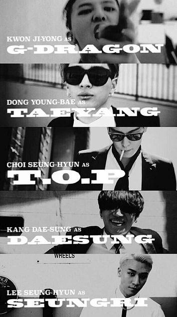 BIGBANGカムバの画像(プリ画像)