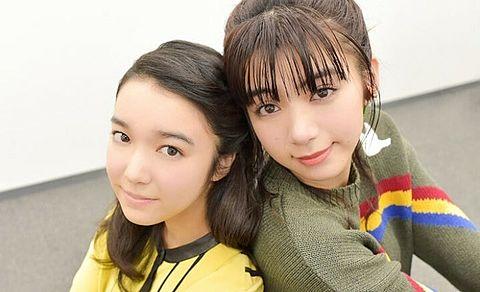 上白石萌音&池田エライザの画像(プリ画像)