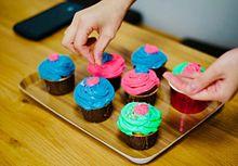 カップケーキ プリ画像