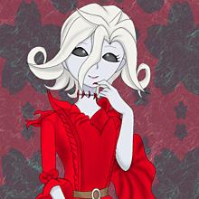 血の女王/マリー プリ画像
