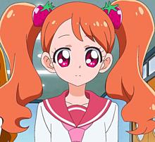 あら ちょっと悲しい顔の画像(キラキラ☆プリキュアアラモードに関連した画像)