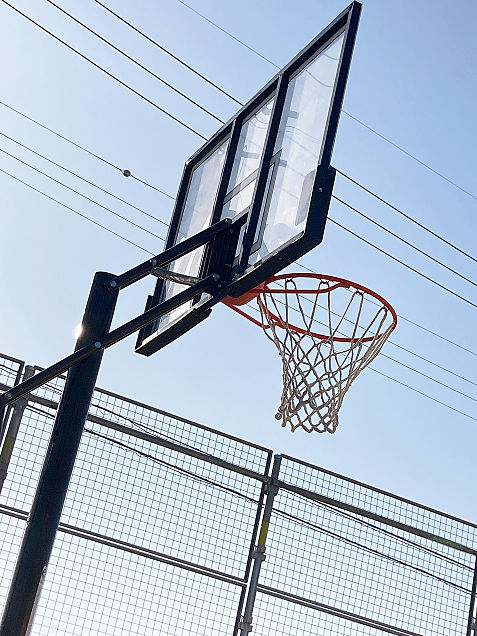 バスケットゴールの画像(プリ画像)
