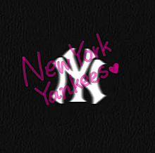 New York Yankees♡の画像(プリ画像)