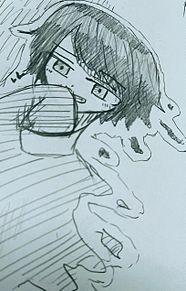 落書き~(^-^*) プリ画像