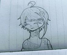 """""""涙"""" プリ画像"""