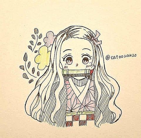 禰豆子~✨の画像(プリ画像)