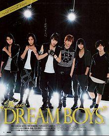 DREAMBOYS 雑誌 (????)の画像(雑誌に関連した画像)