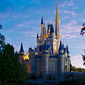 フロリダのシンデレラ城の画像(プリ画像)