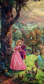 眠れる森の美女 プリ画像