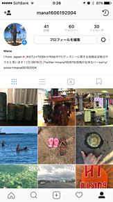 instagram プリ画像