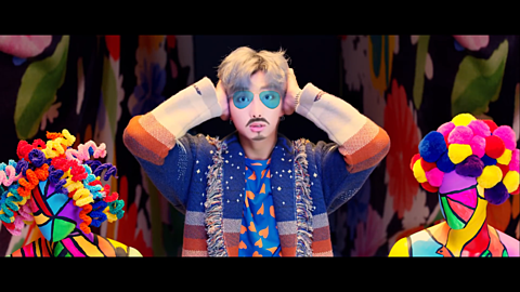 BTS  IDOL  ナムさん🐨の画像(プリ画像)