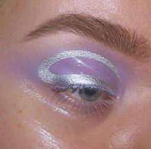 目の画像(アイメイクに関連した画像)