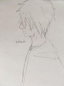 eoheoh横顔の画像(プリ画像)