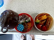 今日のご飯!の画像(弁当に関連した画像)