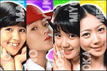 石野真子、浅野ゆう子、浅田美代子、麻丘めぐみの画像(浅田美代子に関連した画像)
