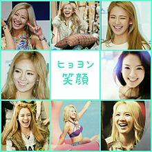ヒョヨン笑顔☺の画像(サニー 少女時代 笑顔に関連した画像)